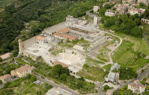 Il Santuario di Ercole Vincitore a Tivoli